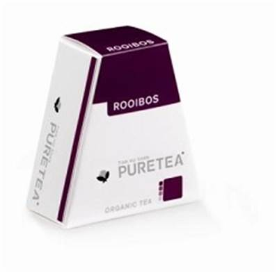 Pure tea rooibos 18 st BE-BIO-01
