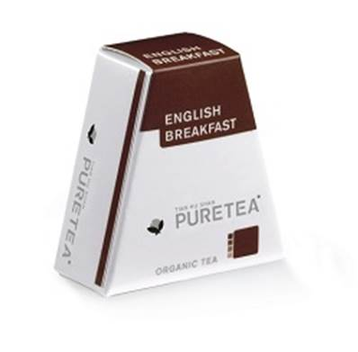 Pure tea english breakfast 18 st BE-BIO-01