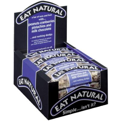 Eat Natural 12x50gr Peanuts (bleu)