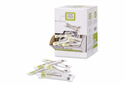 Fair Trade Original sucre de canne en batonnets bte distrib. 600 x 4 gr