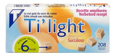 Sucre T'light Candico 290gr
