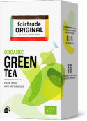 FTO thee groen puur BIO Fairtrade  20 x 2 gr BE-BIO-01