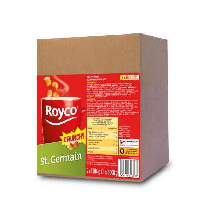 Royco Crunchy St-Germain Vending 2 x 80 portions