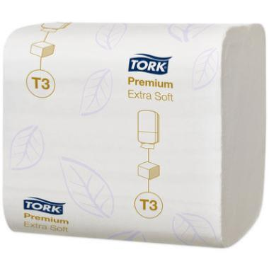 Tork Extra Soft Folded Toilet Paper 30x252pc (114276)