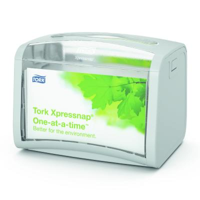 Tork Xpressnap Tabletop Napkin Dispenser Grey (272613)