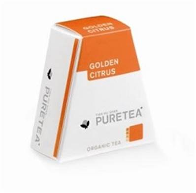 Pure tea golden citrus 18 pcs BE-BIO-01