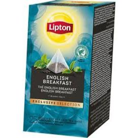 Lipton trendy piramids English Breakfast 25st