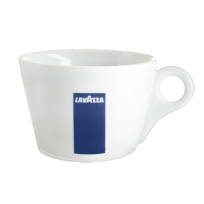Tas en ondertas porselein Lavazza espresso 70 ml