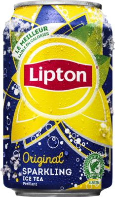 Lipton Ice Tea in blik 24 x 33 cl