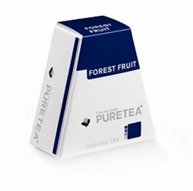 Pure tea forest fruit 18 pcs BE-BIO-01