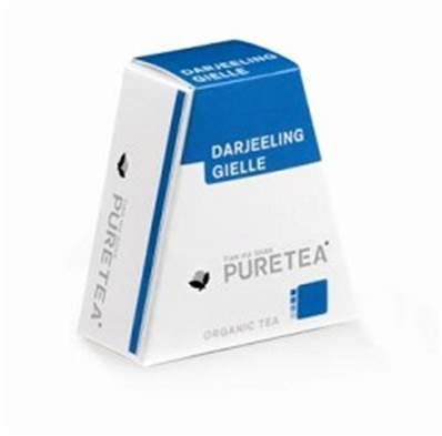 Pure tea darjeeling 18 st BE-BIO-01