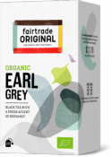 FTO thee earl grey BIO Fairtrade 20 x 1.5 gr BE-BIO-01