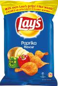 Lay's chips paprika 20x45 gr